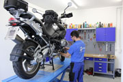 15 years motorycle parts Hornig