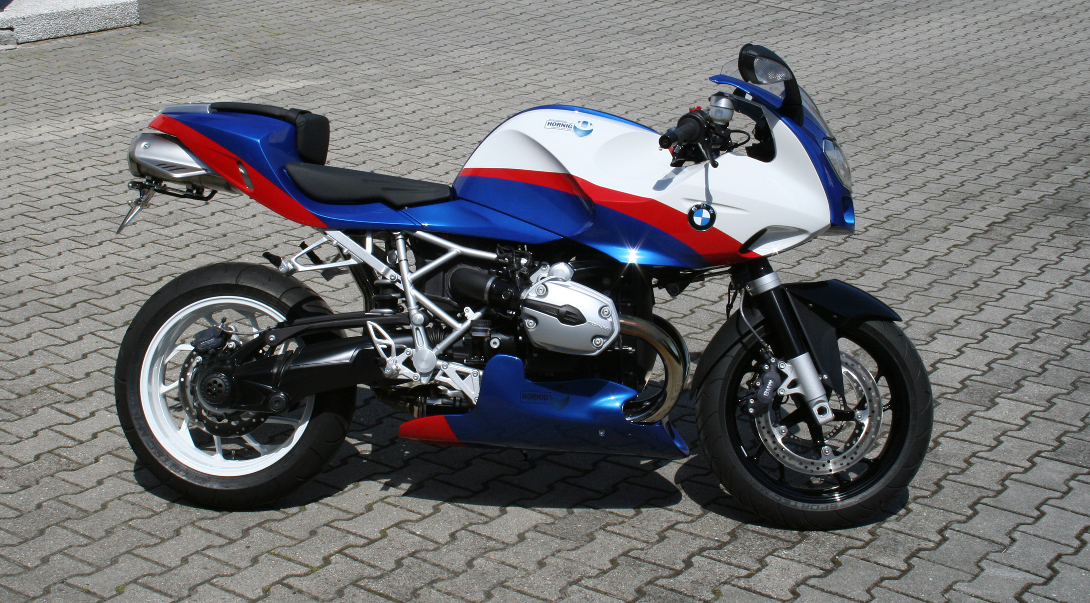 Bmw R1200s Conversion Pr Supersport Maschine In Powercup