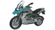 BMW R 1200 GS, LC (2013-) & R 1200 GS Adventure, LC (2014-) R 1200 GS LC (blue) ピンバッジ