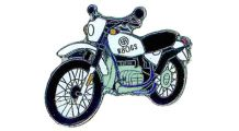 BMW R 80 Model R 80 GS Basic ピンバッジ