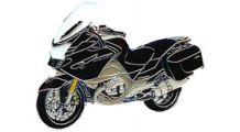 BMW R1200RT (2005-2013) R 1200 RT 2013 (black) ピンバッジ