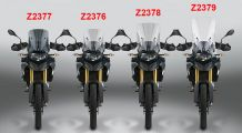 BMW F750GS, F850GS & F850GS Adventure V-Stream ウィンドスクリーン