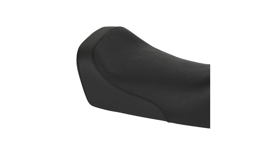 BMW R 100 Model Cover for single seat GS CLASSIC black
