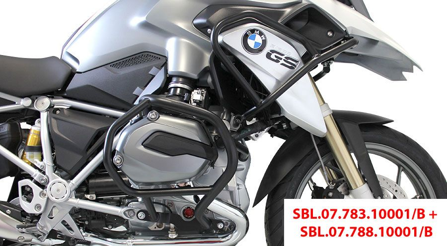 BMW R 1200 GS, LC (2013-) & R 1200 GS Adventure, LC (2014-) クラッシュバー