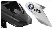 BMW R 1200 GS, LC (2013-) & R 1200 GS Adventure, LC (2014-) カーボンファイバー・GRP