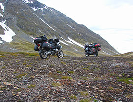 BMW R1200GS Adventure and R1150GS Adventure