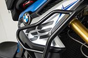 BMW F850GS conversion by Hornig