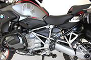 BMW R1250GS conversion by Hornig