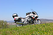 BMW R1250RT conversion by Hornig