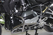 Stainless Steel Engine Guards for BMW R1200GS LC, R1200R LC & R1200RS