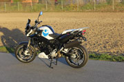 F800R conversion by Hornig