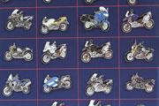 Pins BMW motorcyles