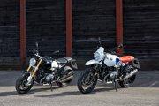 BMW RnineT und RnineT Urban G/S
