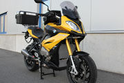 S1000XR conversion by Hornig