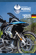 New Hornig catalogue 2019 German cover