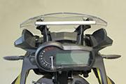 BMW F750GS GPSマウント