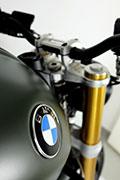 HORNIGが提案する BMW RnineT のコンバージョン