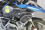 BMW R1200GS LC (2017- ) クラッシュバー・バッグ