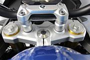ハンドルバー・ライザー  BMW G310R & G310GS