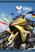 New Hornig catalogue 2021 German cover
