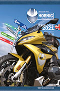 New Hornig catalogue 2021 English cover