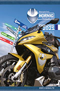 New Hornig catalogue 2021 Italian cover