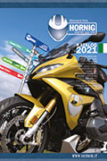 New Hornig catalogue 2021 French cover