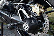 BMW R1250RS conversion by Hornig
