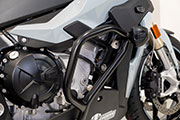 BMW S1000XR (2020) conversion by Hornig