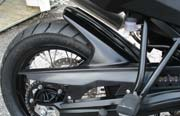 BMW F800GS Rear Hugger