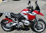 BMW R1200GS conversion