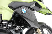 Carbon Fiber water cooler fairing R1200GS LC 2013 Hornig