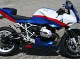 BMW R1200S conversion