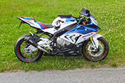 BMW S1000RR 2015 Hornig conversion